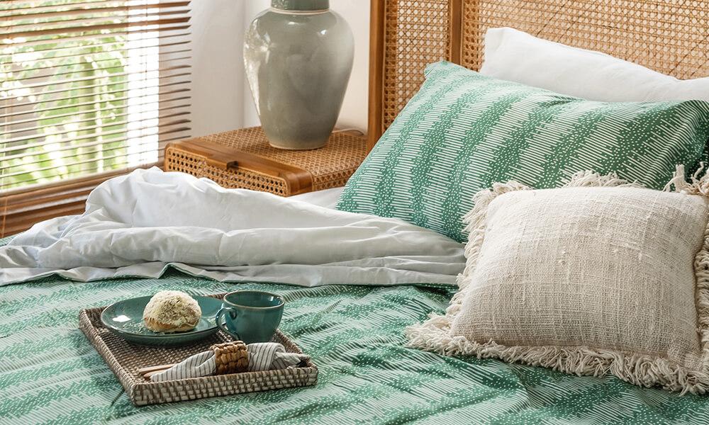 Panduan Tepat Memilih Alas Tidur (Seprai, Quilt Cover, Bedcover) Terbaik