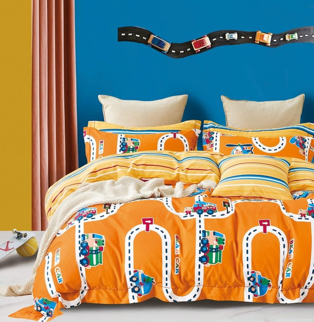 Arata - Organic Cotton Bedding Set