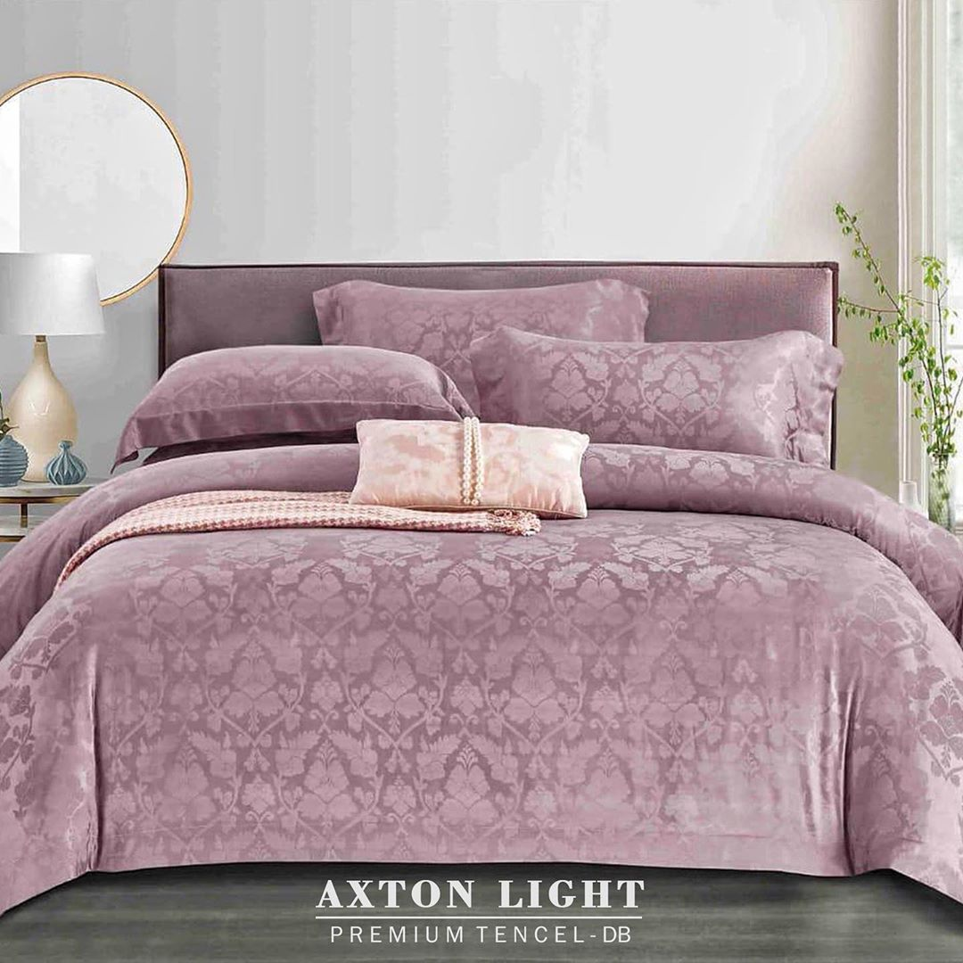 Axton - Premium Tencel Bedding Set