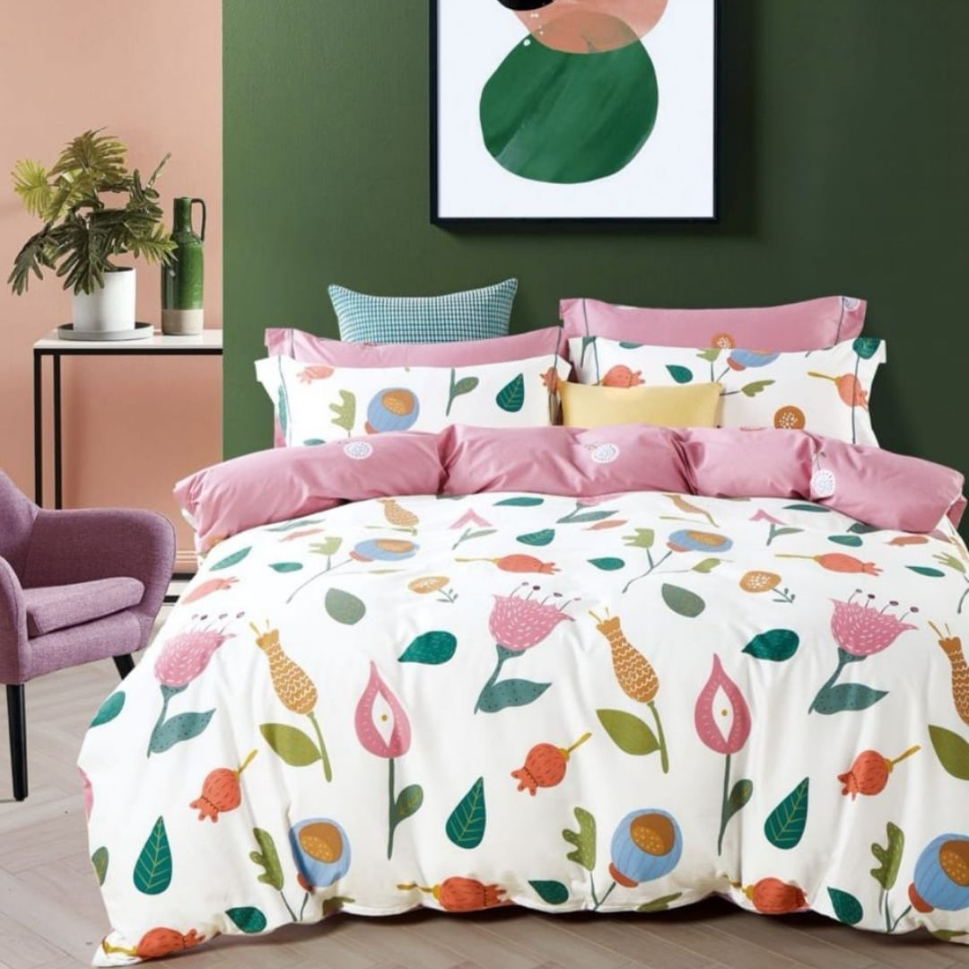 Ayako - Organic Cotton Bedding Set