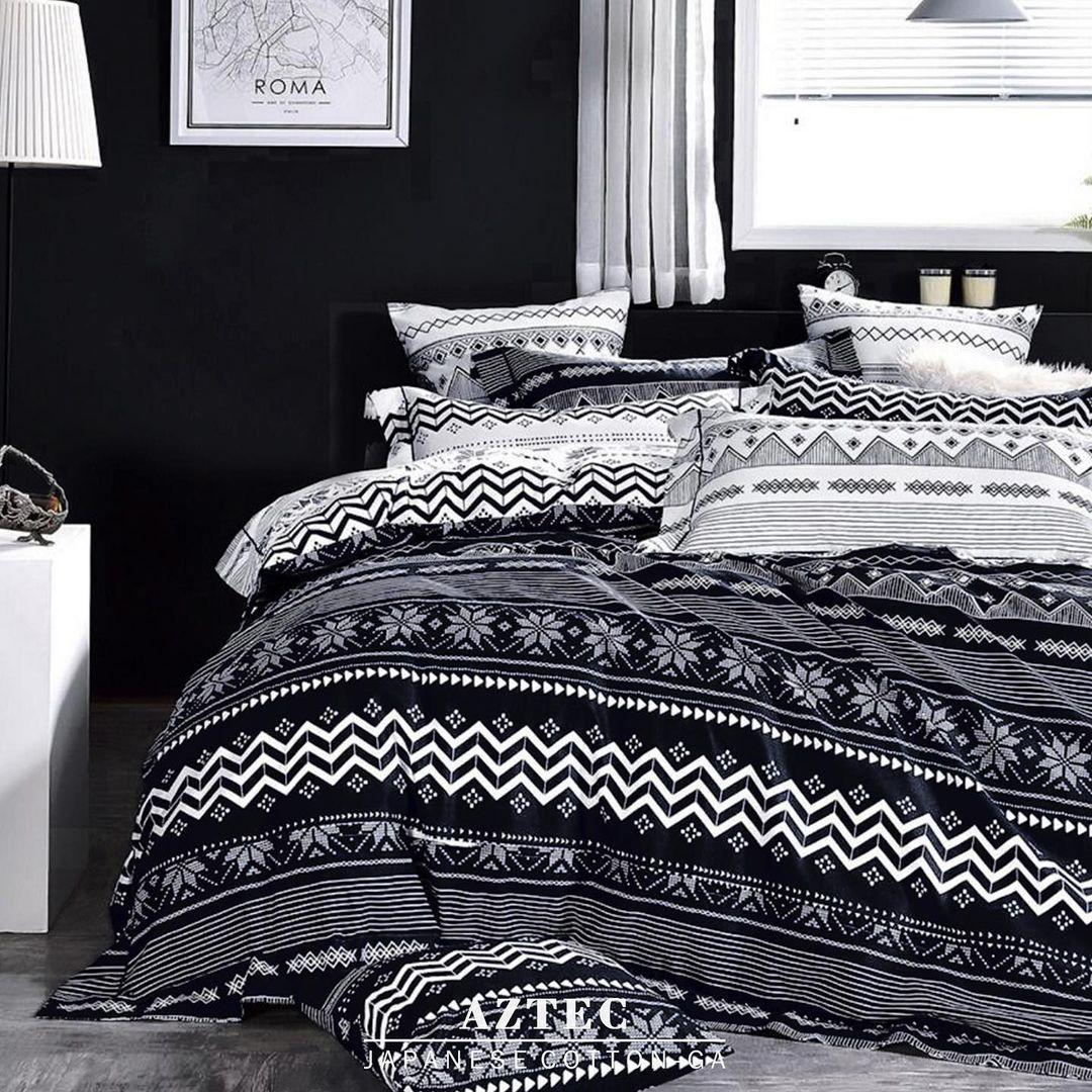 Aztec - Japanese Cotton Bedding Set