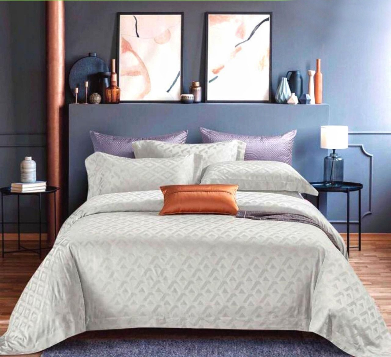 Bianco - Premium Tencel Bedding Set
