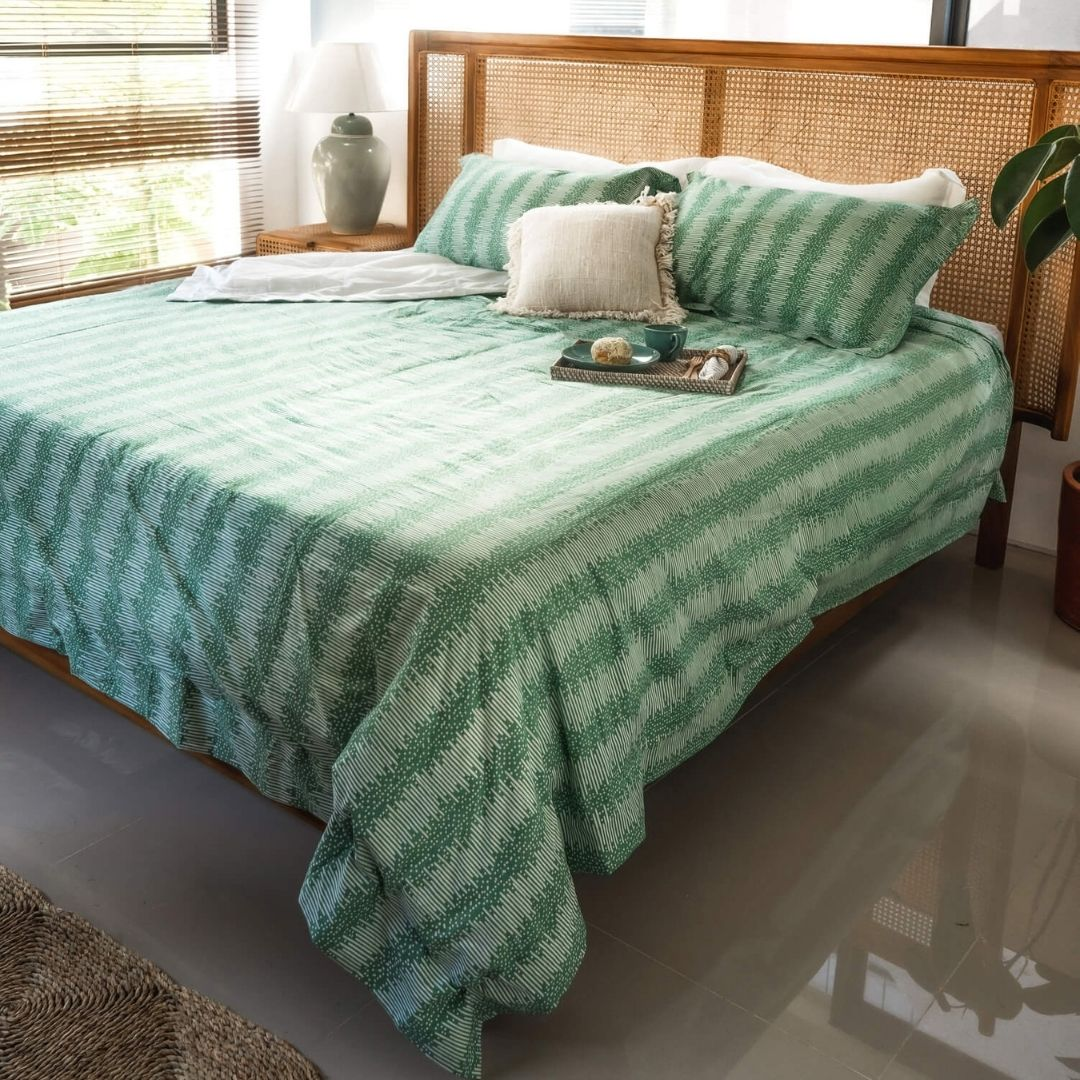 Bima Wilis - Batik Series Bedding Set