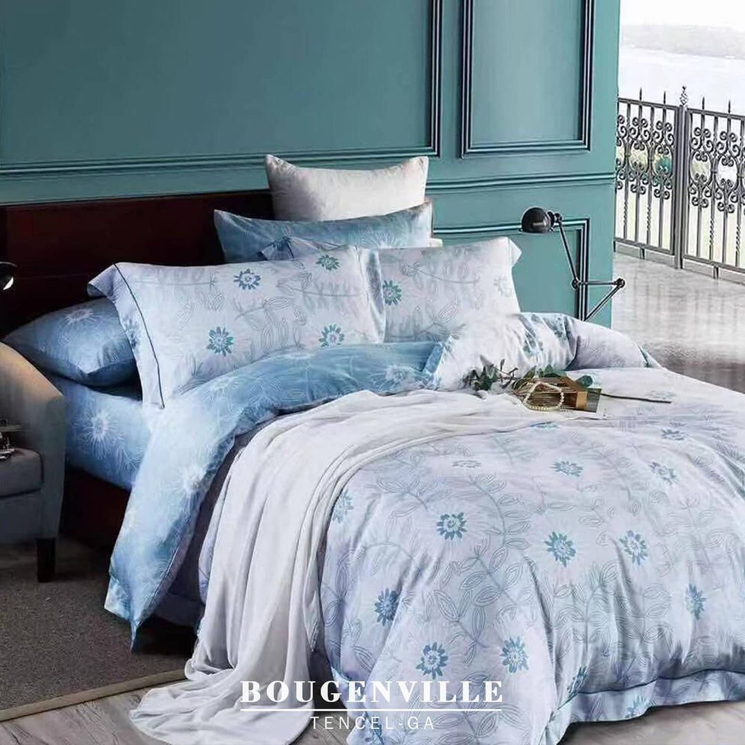 Bougenville - Tencel Bedding Set