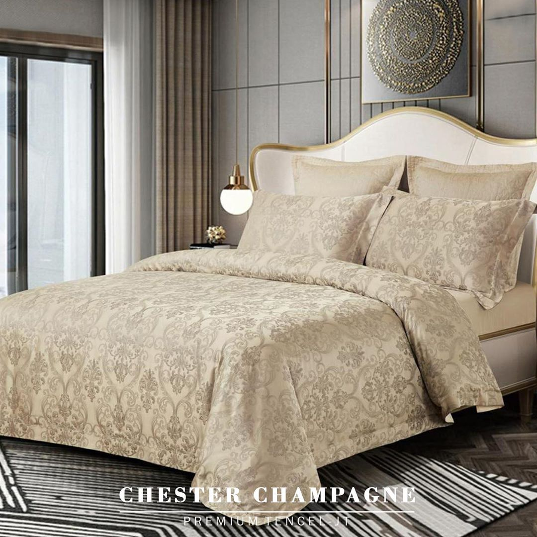 Chester - Premium Tencel Bedding Set