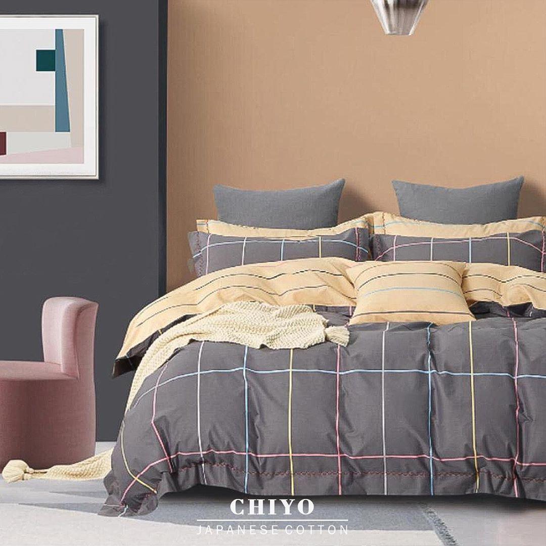Chiyo - Organic Cotton Bedding Set