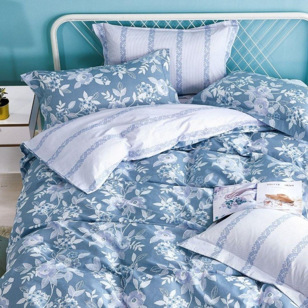 Fumiko - Japanese Cotton Bedding Set