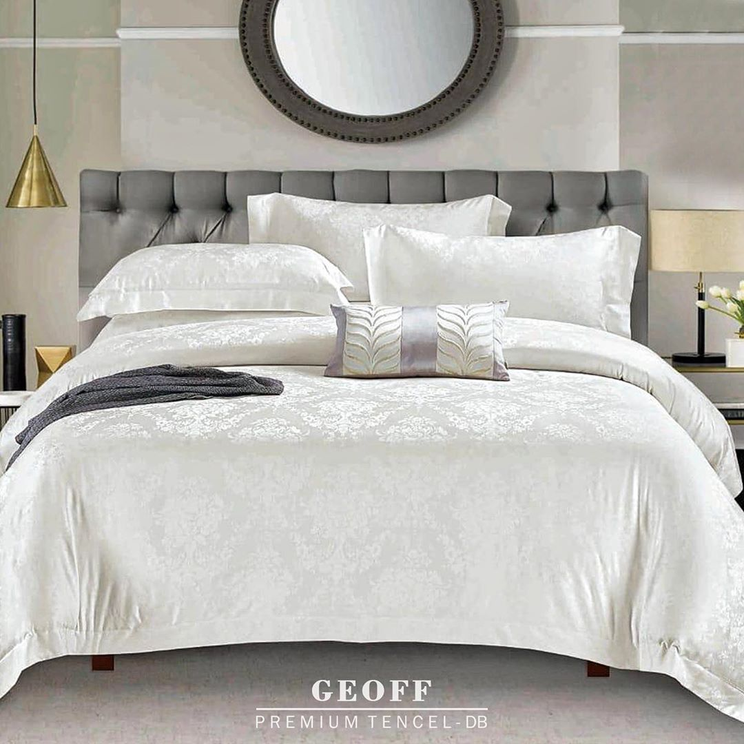 Geoff - Premium Tencel Bedding Set