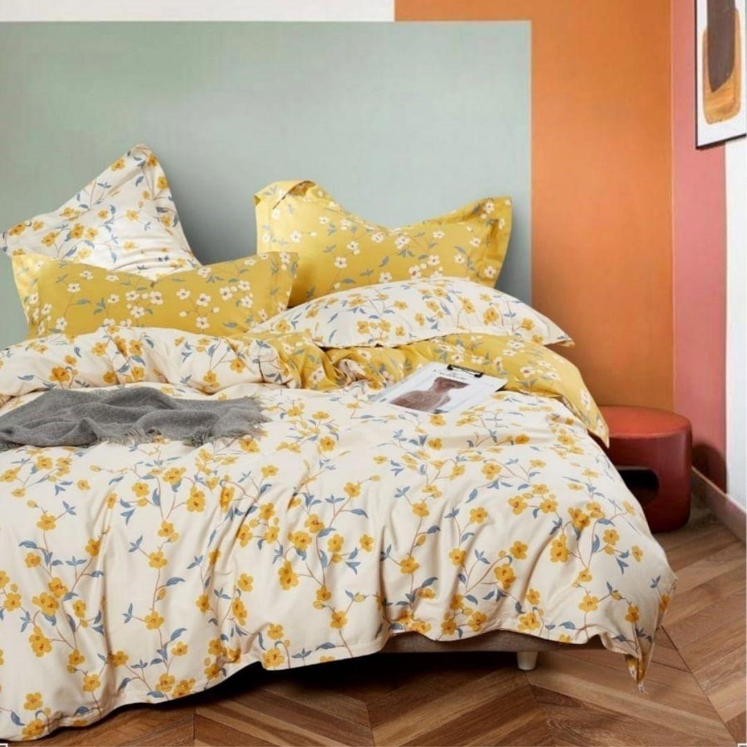 Hinata - Japanese Cotton Bedding Set