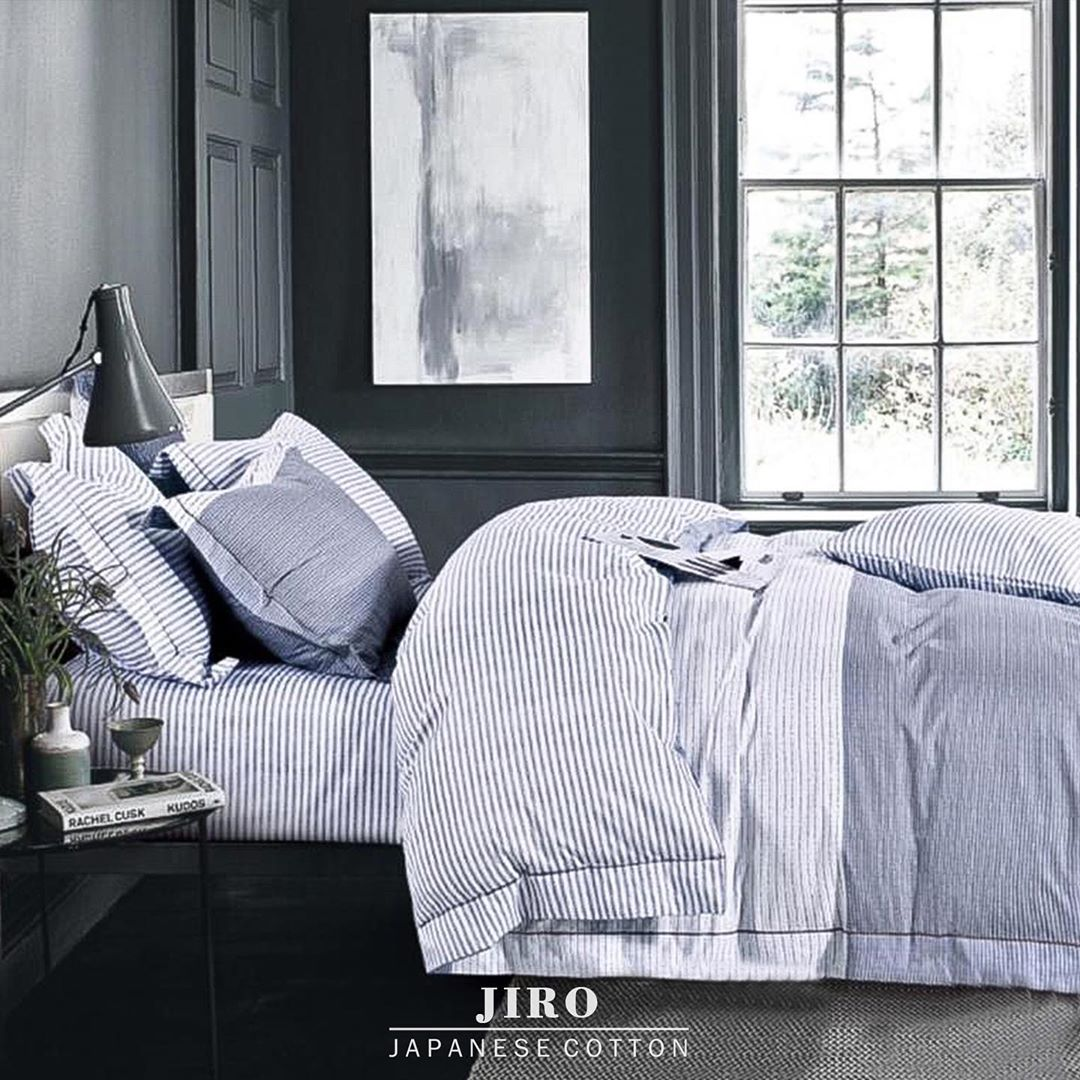 Jiro - Organic Cotton Bedding Set