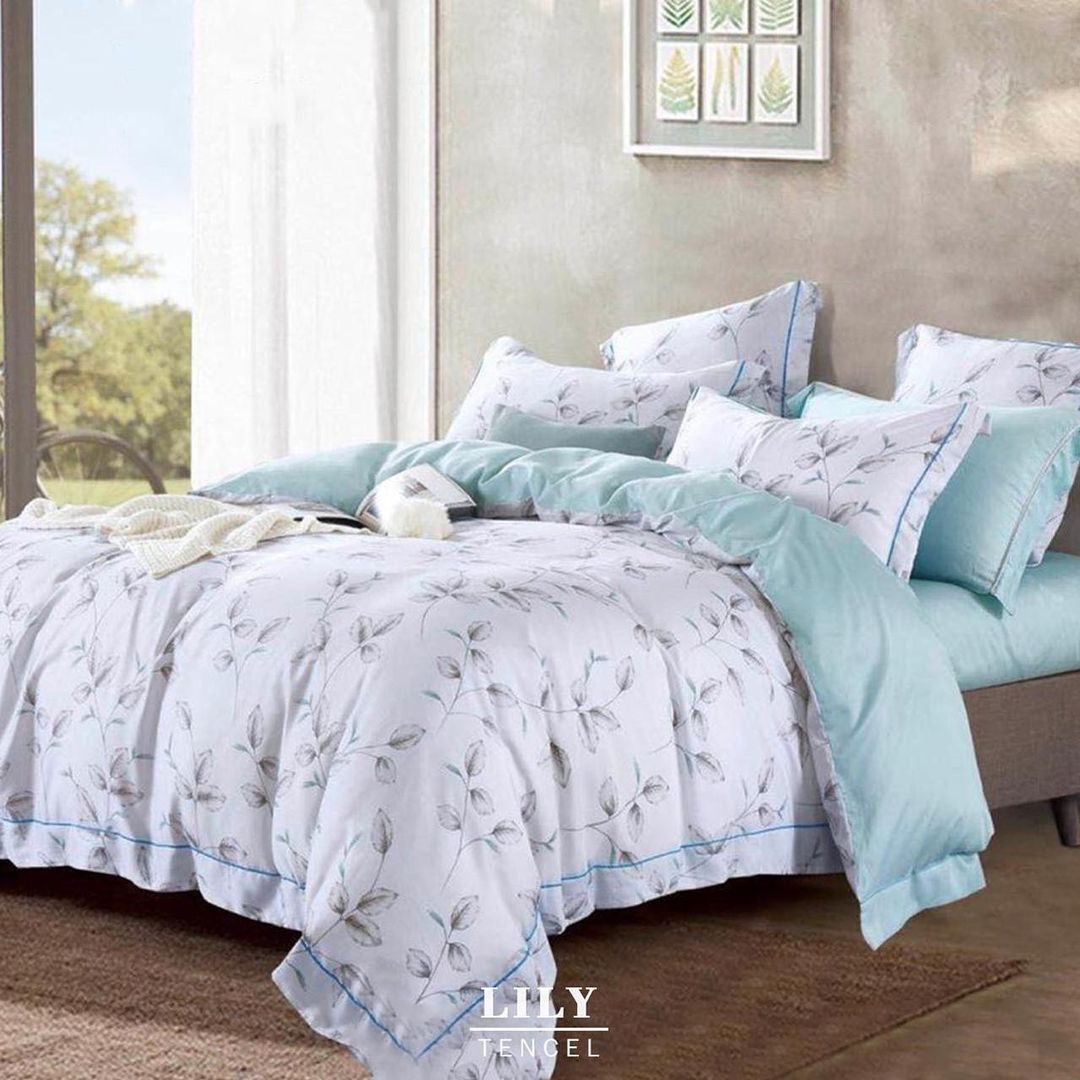 Lily - Tencel Bedding Set