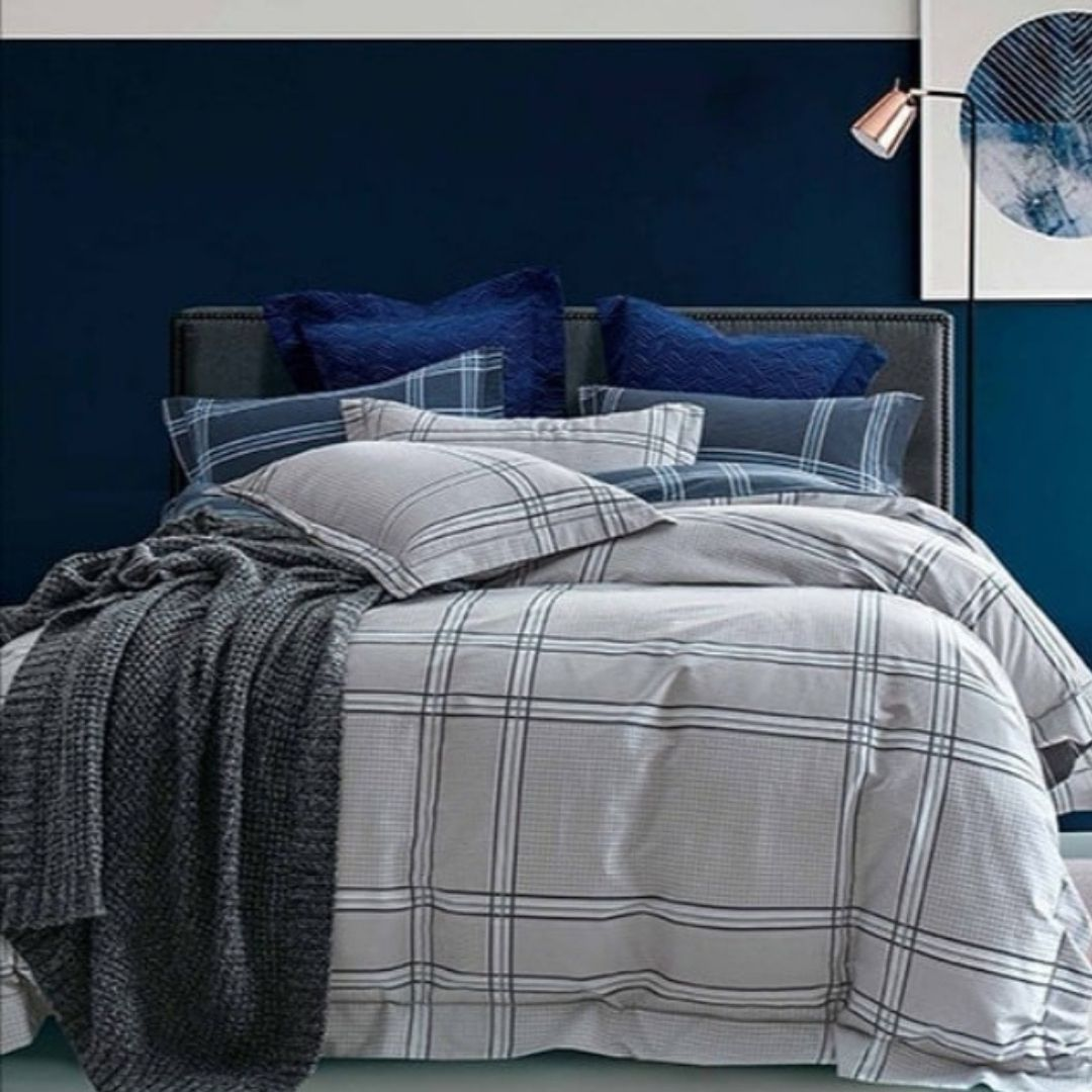 Lipzig - Japanese Cotton Bedding Set