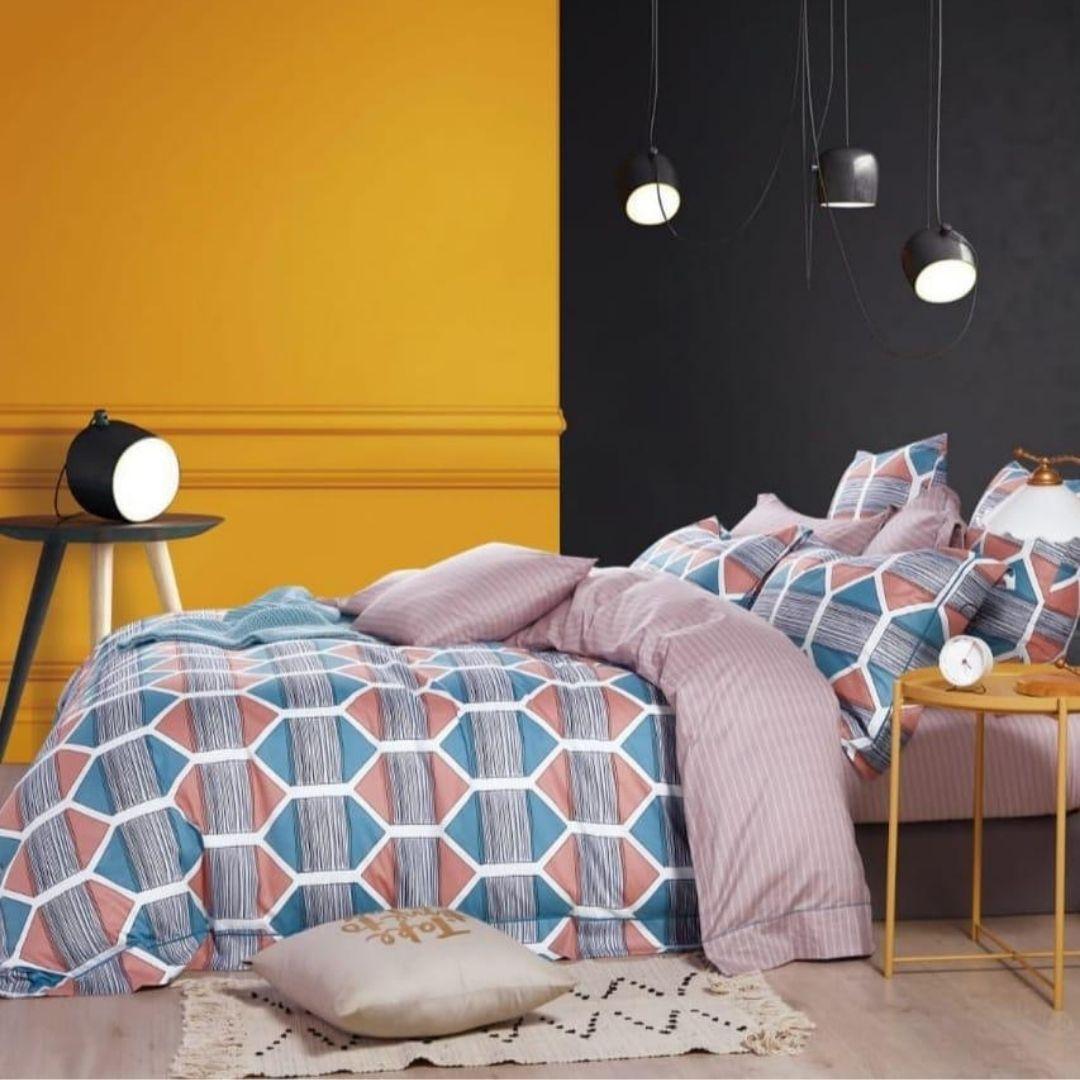 Maso - Japanese Cotton Bedding Set