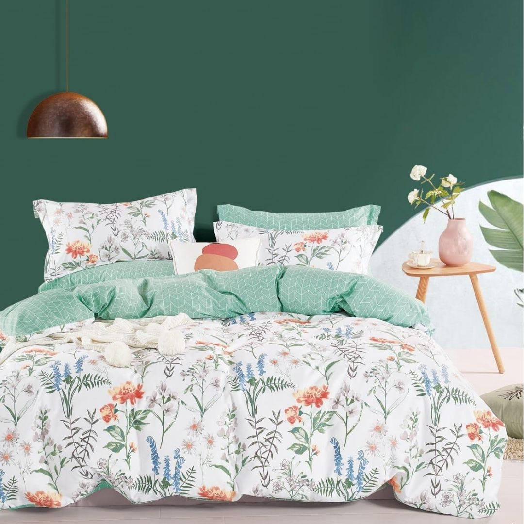 Nori - Japanese Cotton Bedding Set