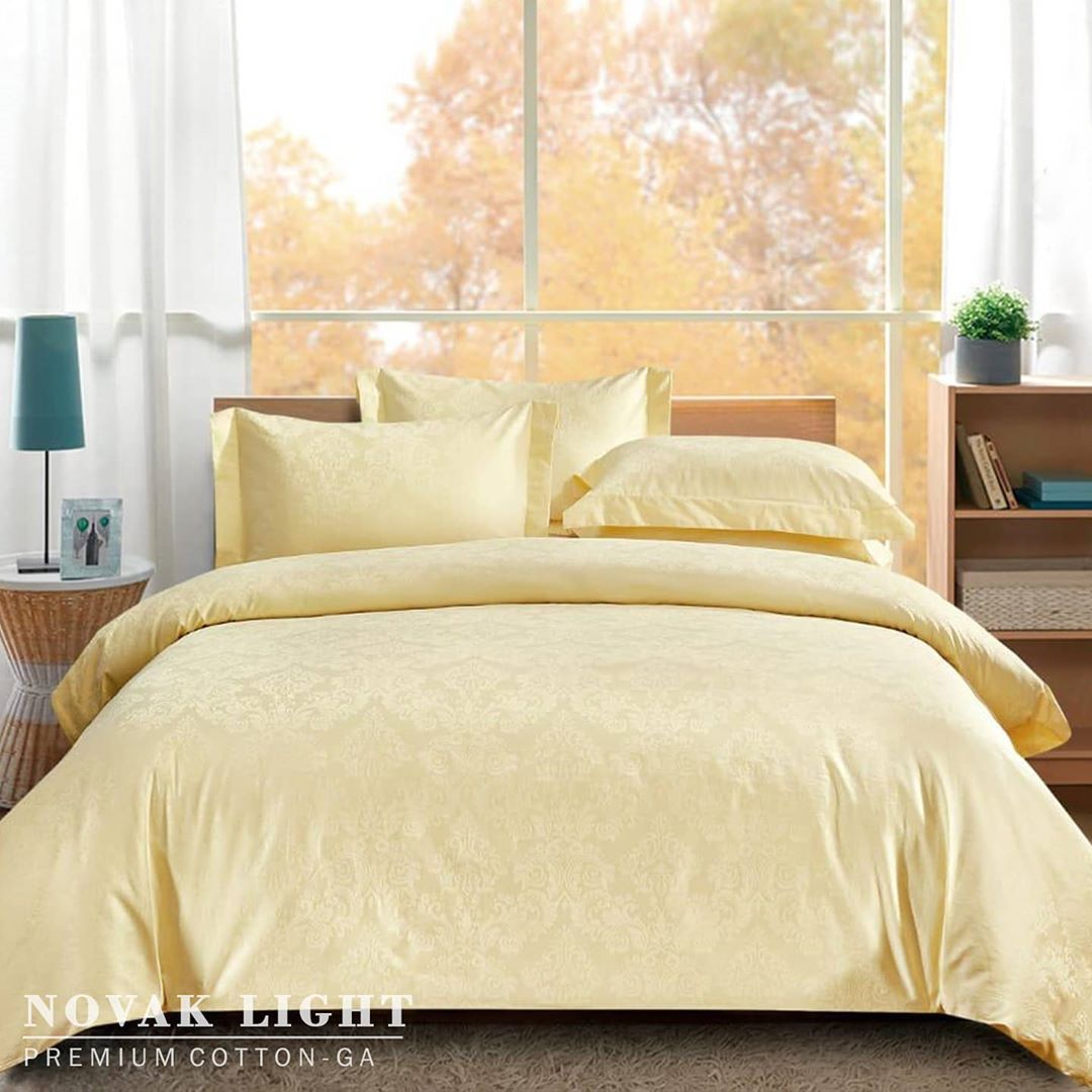 Novak - Premium Cotton Bedding Set