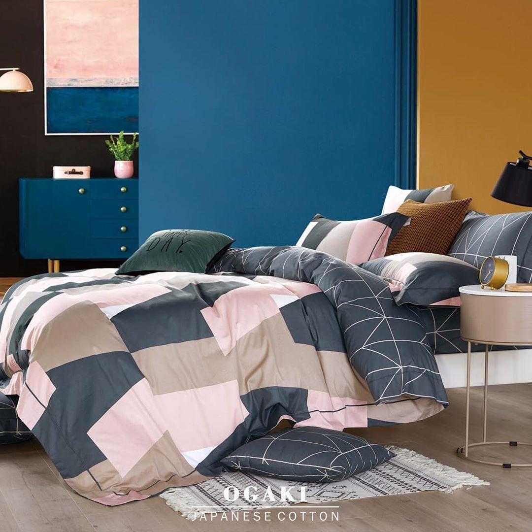 Ogaki - Organic Cotton Bedding Set