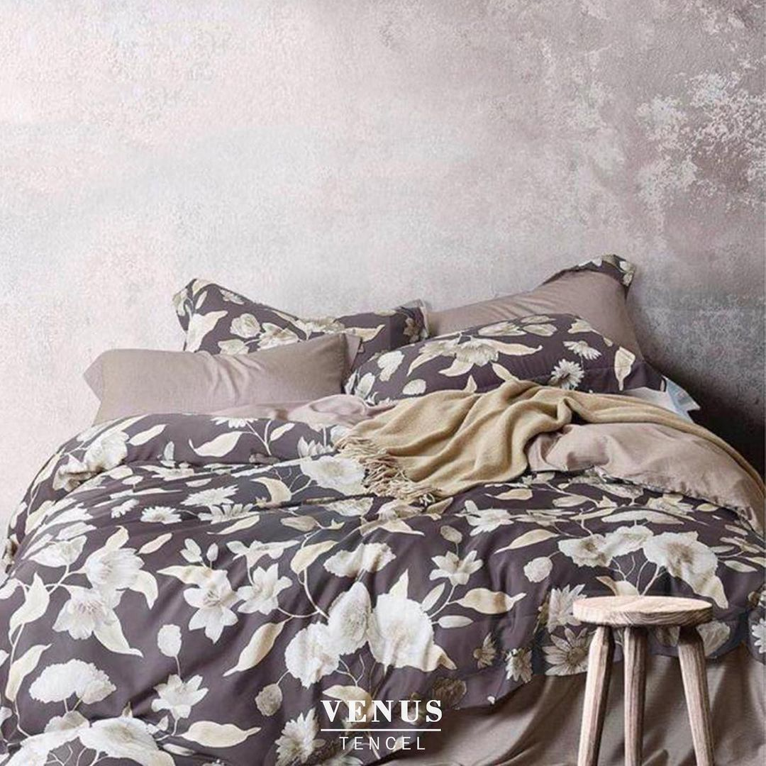 Promo All Size One Price - Venus Tencel Full Bedding Set