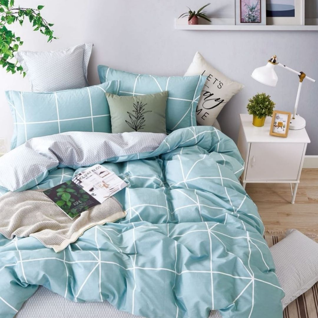 Raiden - Organic Cotton Bedding Set