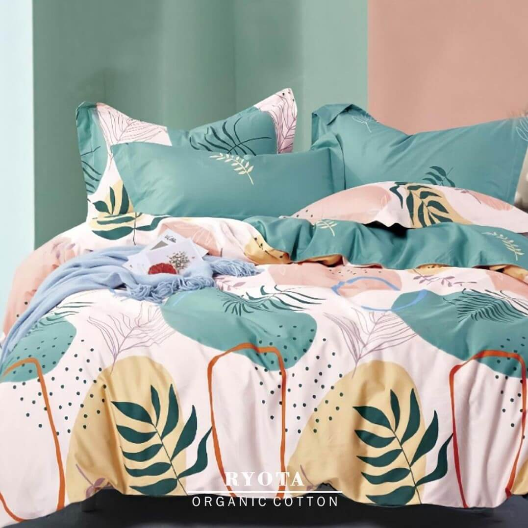 Ryota - Organic Cotton Bedding Set