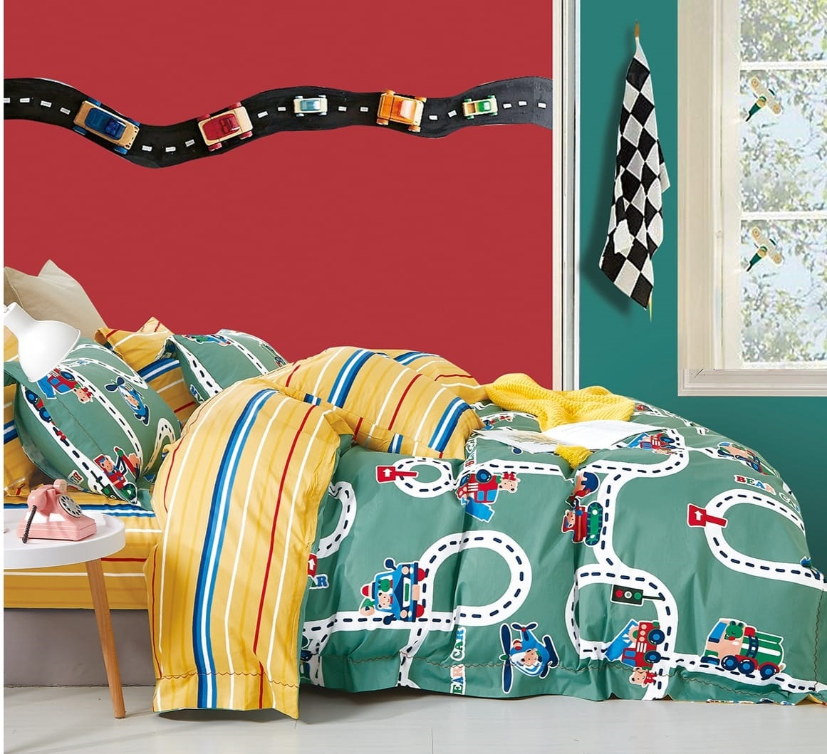 Sano - Organic Cotton Bedding Set