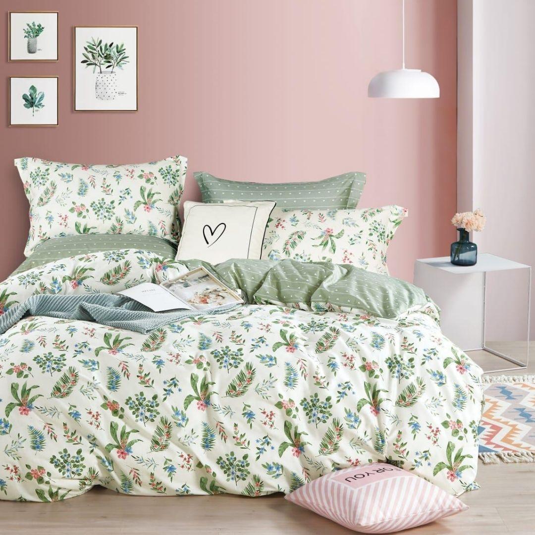 Satoshi - Japanese Cotton Bedding Set