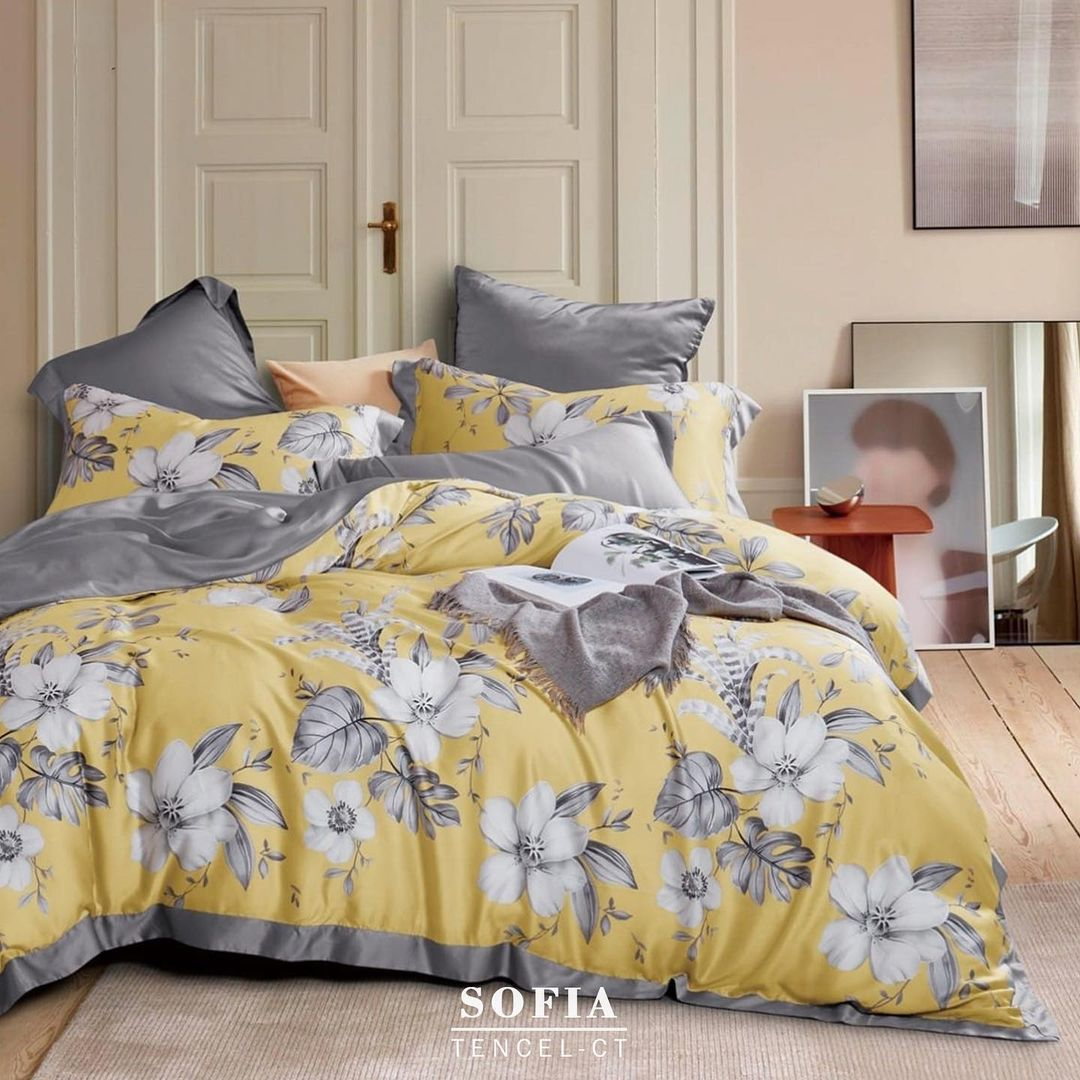 Sofia - Tencel Bedding Set