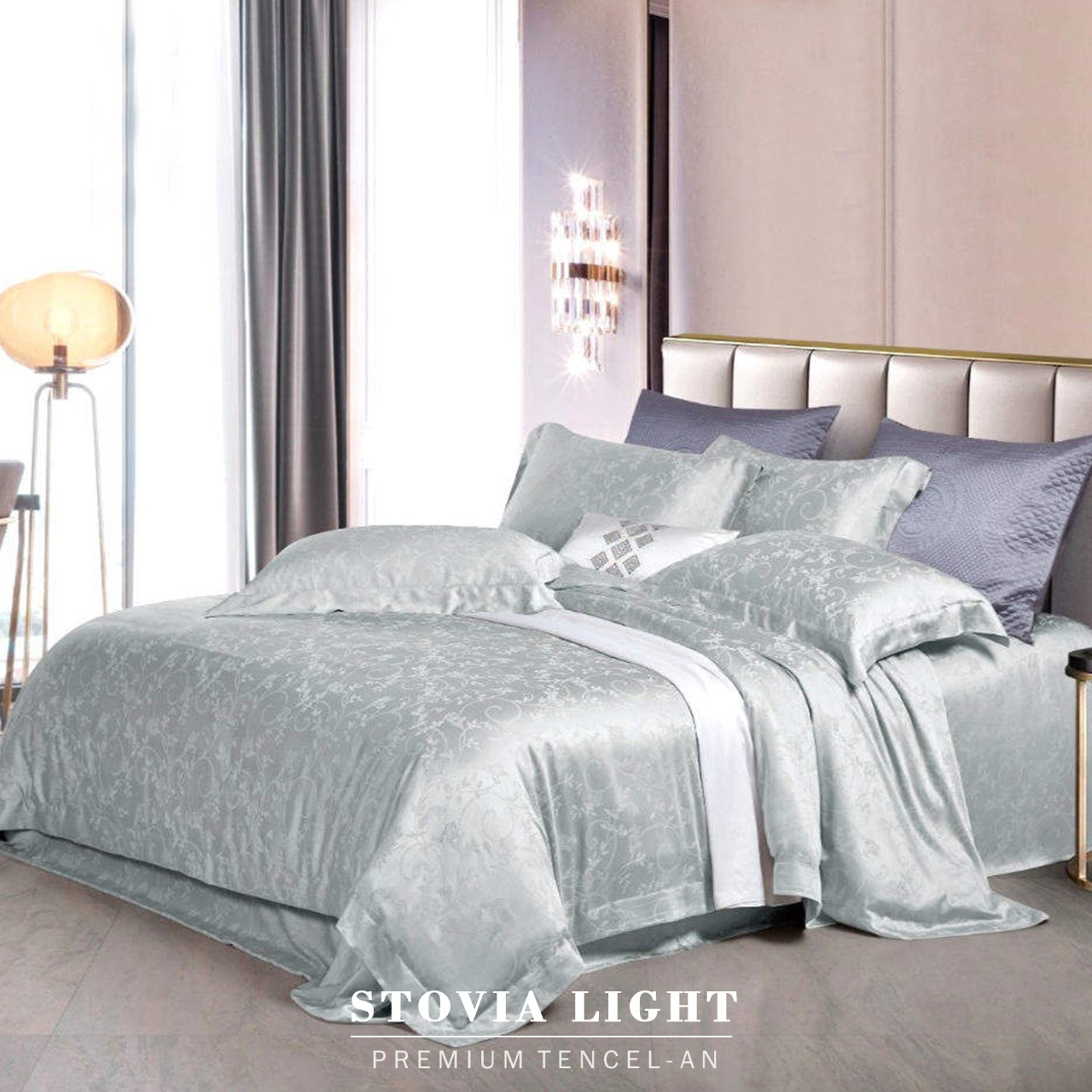Stovia - Premium Tencel Bedding Set