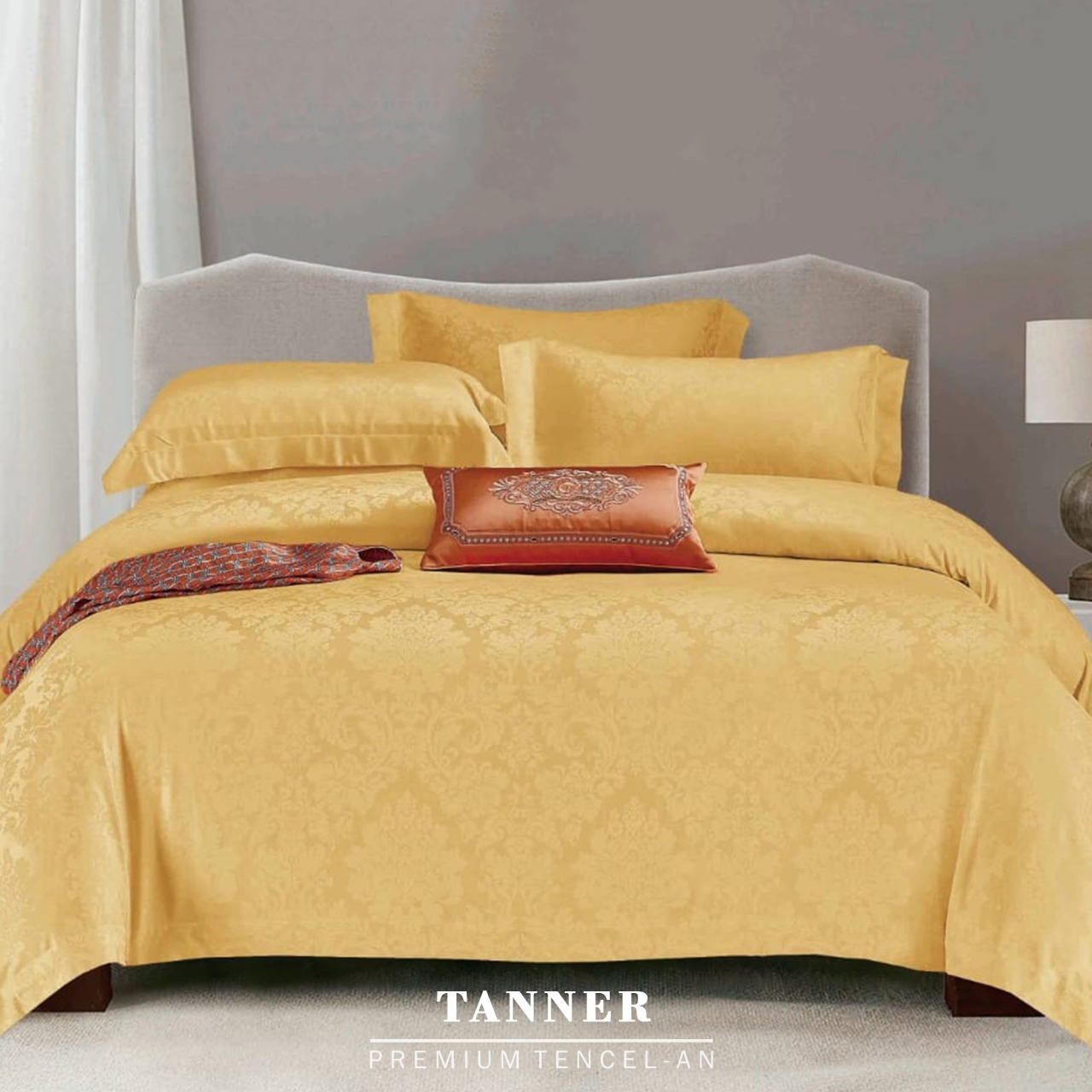 Tanner - Premium TENCEL™ Bedding Set