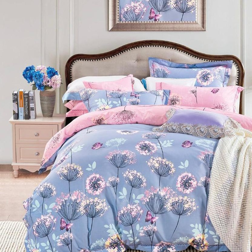 Taxara - Organic Cotton Bedding Set