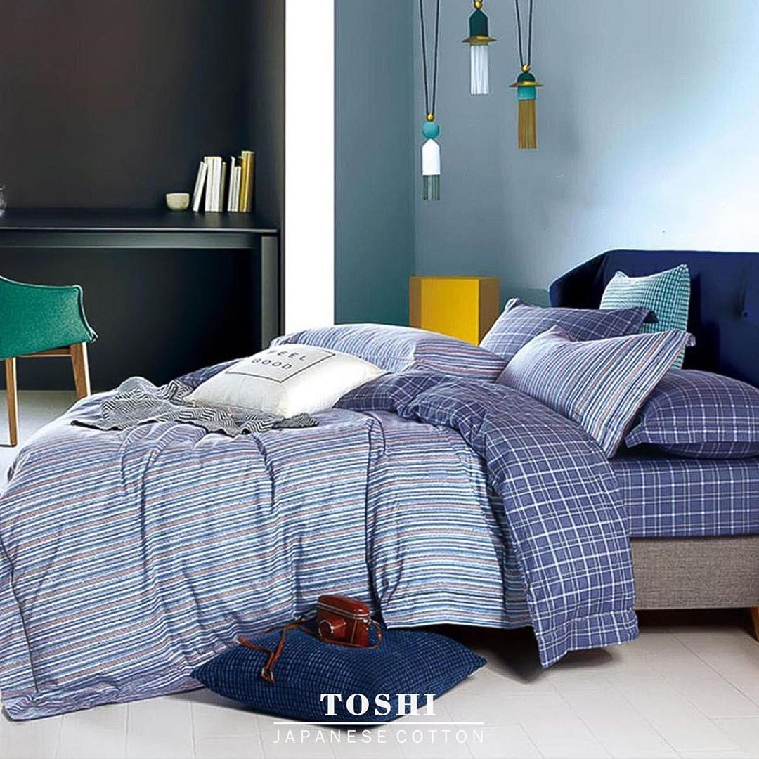 Toshi - Organic Cotton Bedding Set