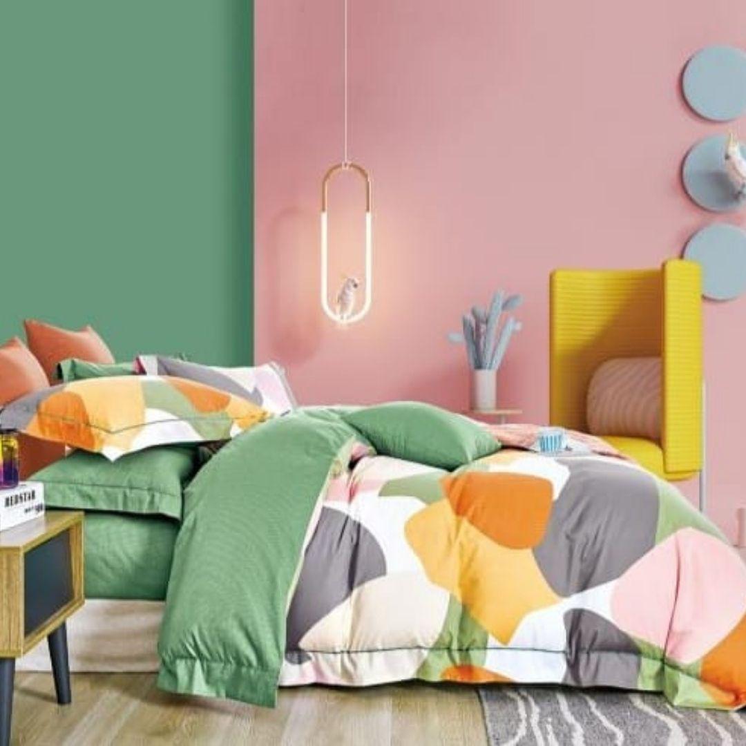 Tsuneo - Japanese Cotton Bedding Set