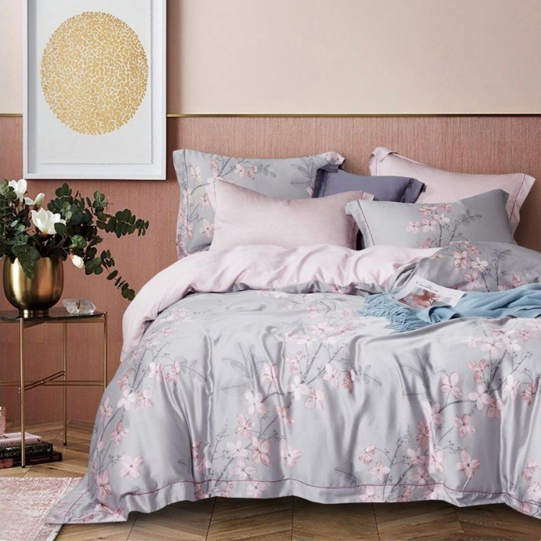 Vinca - Tencel Bedding Set