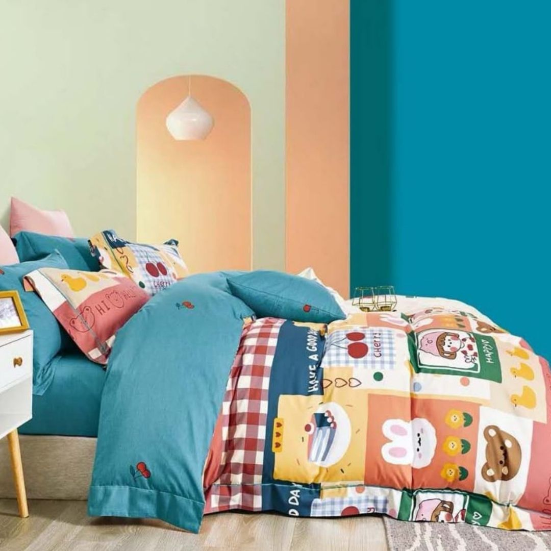 Youta - Japanese Cotton Bedding Set